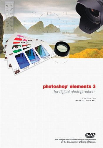 - The Photoshop Elements 3 Book for Digital Photographers DVD