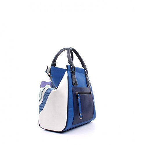 La martina - La martina - Handbag polo lt080 blue - TU, Blu