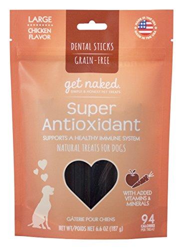 Get Naked Grain Free 1 Pouch 6.6 oz Super Antioxidant Dental