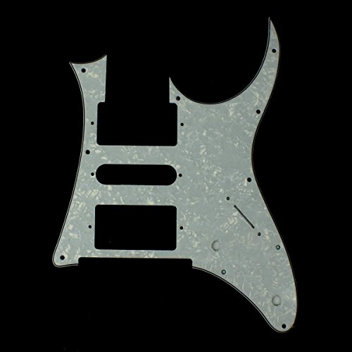 Quality Guitar Guard Ibanez White