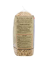 Bob\'s Red Mill Gluten Free Extra Thick Rolled Oats, 32 Ounce (Pack of 4)