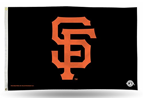 MLB San Francisco Giants 3-Foot by 5-Foot Banner ()