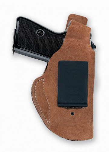 Galco Waistband Inside The Pant Holster for S&W J Frame 640 Cent 2 1/8-Inch .357 (Natural, - Medium Pants Frame Holster