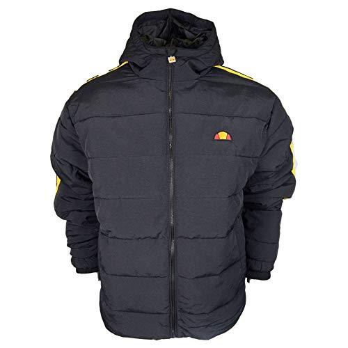 ellesse Men's Spinello Jacket, Black, Medium