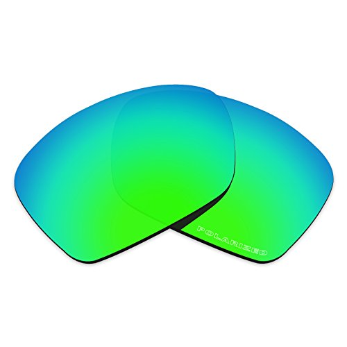 508f3b4aa9 Tintart Performance Lenses Compatible with Oakley Plaintiff Squared  Polarized Etched