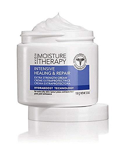 Avon Moisture Therapy Extra Strength Cream for Extra Dry Ski