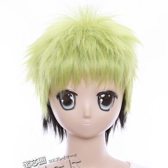 Kawaii-Story W DE 09 Rise of The Yokai Clan Characters Zen Cosplay Peluca Wig