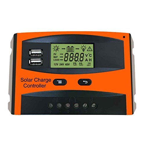 Solar Based Battery Charger - 8