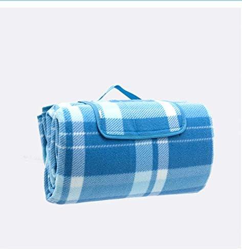 200 * 200 cm stuoia da picnic all'aperto resistente all'acqua stuoia da spiaggia portatile stuoia da campeggio pieghevole a prova di umidità Blanket-1pc