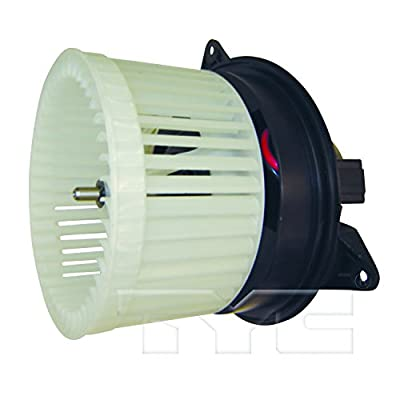 TYC 700105 Ford Focus Replacement Blower Assembly: Automotive