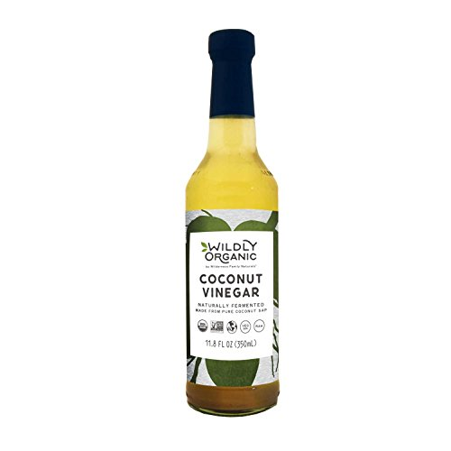 Wilderness Wildly Organic Coconut Vinegar, USDA Certified...