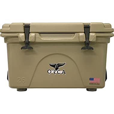 ORCA TP0260RCORCA Cooler, Tan, 26-Quart