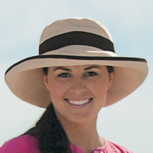 Solumbra Rolled Brim Hat - 100+ SPF Sun Protective