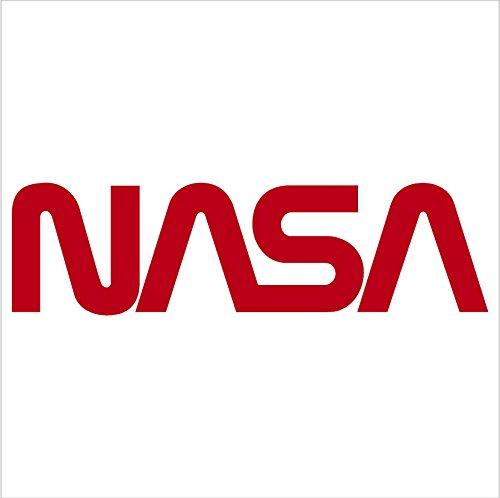 Mono Decals NASA Logo car truck laptop notebook window decal