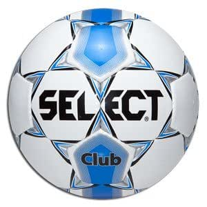 Select Club Ball - White/Royal