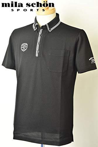 新作人気 [ミラショーン ブラック(99) スポーツ] ゴルフ トップス 半袖ポロシャツ スポーツ] トップス メンズ LL(50) ブラック(99) B07Q6B5CWW, ザオー:f99a7974 --- eefgilbert.nl