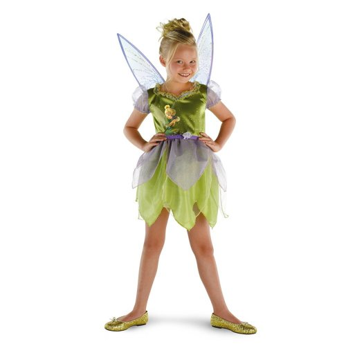 [Tinker Bell and the Lost Treasure - Child L(10-12)] (Child Tinkerbell Ballerina)