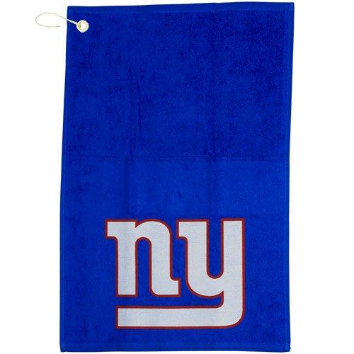 NFL New York Giants Screened Golf Towel w/Hook