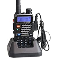 BAOFENG UV-5RE Plus Dual Band U/V 2-way Radio 136-174 / 400-520MHZ UV5R Walkie From NSKI