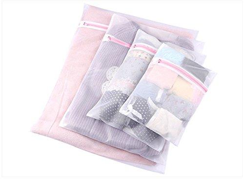 Bloss Wash Bags, Mesh Laundry Bags for Lingerie, Socks, P...