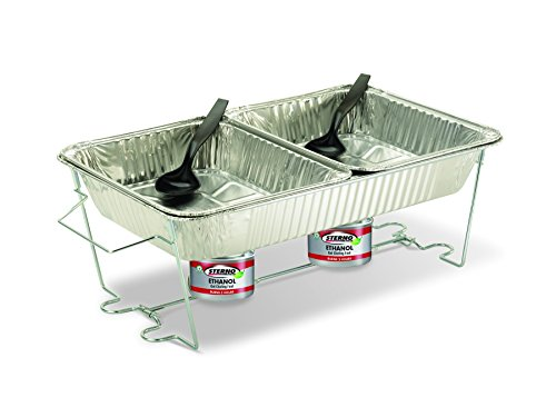 Sterno 70182 Buffet Kit, Full -