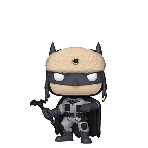 Pop Heroes Batman 80th - Red Son Batman (2003)