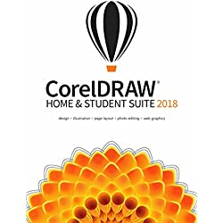 CorelDRAW Home & Student Suite 2018 [PC Download]