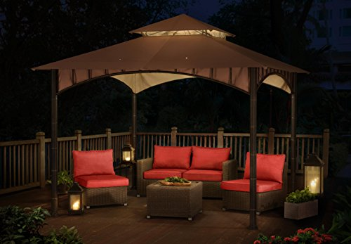 Review sunjoy 10′ X 10'