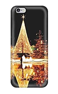 Hot Design Premium CIsrJcB2610smGDv Tpu Case Cover iphone 5/5s Protection Case(christmas Nights Desktop S)