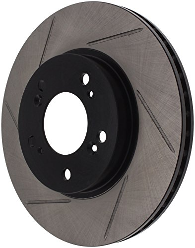 Integra Power Slot - Power Slot 126.40026SR Slotted Brake Rotor