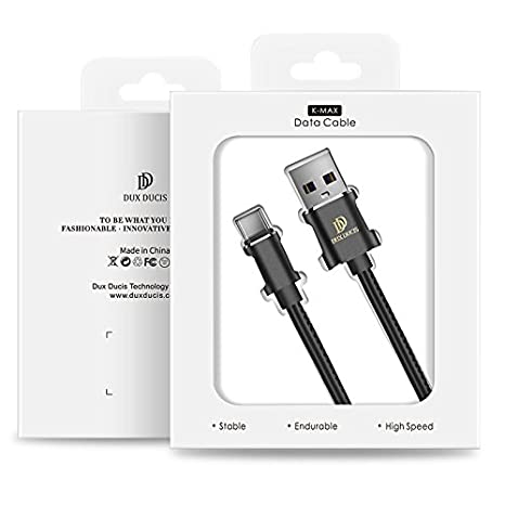 Amazon.com: ETbotu - Cable cargador para teléfono móvil DUX ...