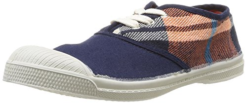 Bensimon Tennis, Damen Sneaker Blau Bleu (Marine 516) 41
