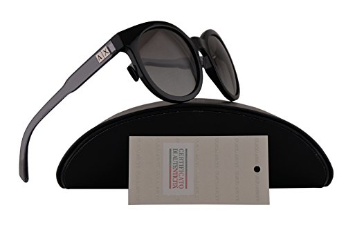 Armani Exchange AX4057S Sunglasses Black w/Grey Gradient 53mm Lens 820711 AX 4057S - Made Exchange Armani In Sunglasses China