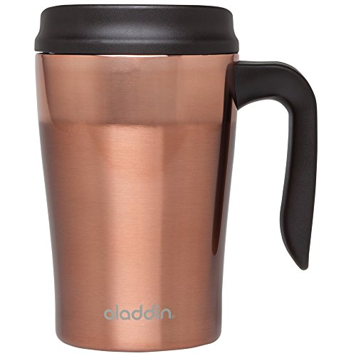 Aladdin 12 oz Cafe Vacuum Insulated Desktop Mug, - Ounce 12 Mug Desk