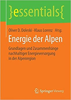Book Energie der Alpen (essentials)