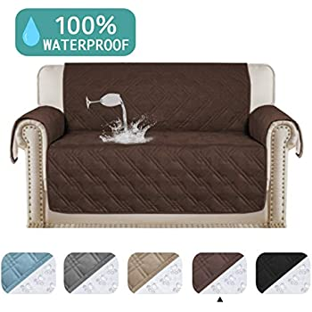 Amazon.com: WATTA - Funda para sofá de 3 plazas ...
