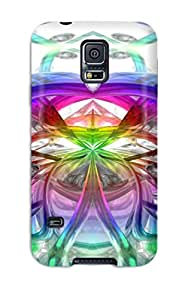 Galaxy Colors Abstract Awesome High Quality Galaxy S5 Case Skin
