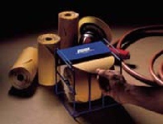 Norton 6'' Disc Roll, P80C Grit, Package of 100 (NTN-49842) by Norton