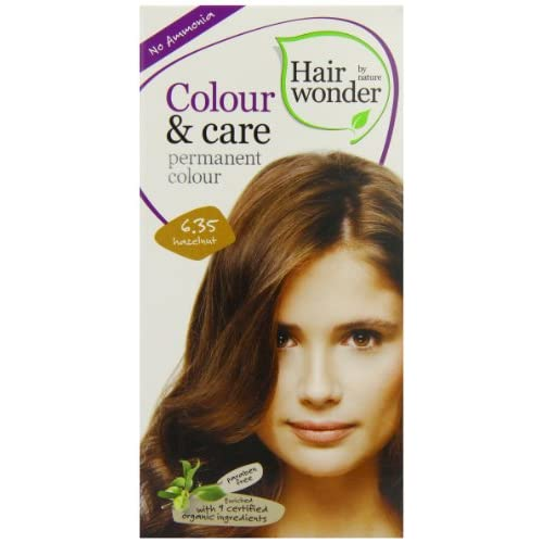 Hot Colour and Care- 6.35 Hazel Nut 3.50 Ounces free shipping