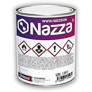 Resina de Poliéster Ortoftálica Nazza | De reactividad media, preacelerada y tixotrópica | Transparente y