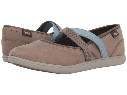 Teva HydroLife Slipon Leather Shoe Women's Casual 9 ()