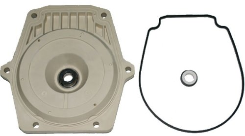 (Pentair 350202 Almond Seal Plate with Gasket Replacement Kit Inground Pool and Spa Pump)