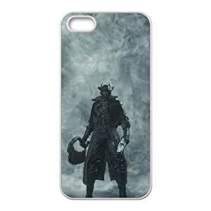 iPhone 5 5s Cell Phone Case White Bloodborne 005 Yjbxz
