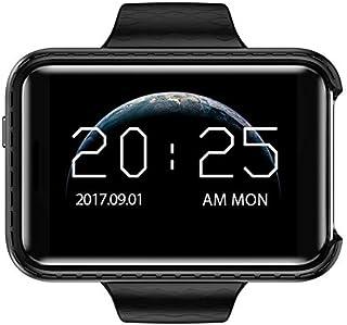 RoadRomo Monitor Intelligente di Salute dell'orologio del Polsino del Silicone del pedometro di Sport del pedometro di Video dello Schermo a Colori 2.2 dell'orologio Intelligente i5S