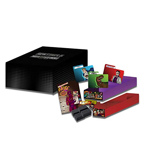 Greater Than Games Sentinels Of The Multiverse: Ultimate Collector's Case]()