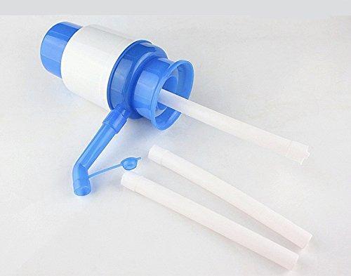 Dispensador de agua manual para garrafas bomba compatible con botellas (PET) de 2.5,3, 5, 6, 8 y 10 litros: Amazon.es: Hogar