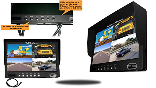 TadiBrothers-7-Inch-Ultimate-Wireless-RV-Trailer-Backup-Camera-System-License-Plate-and-Side-Cameras