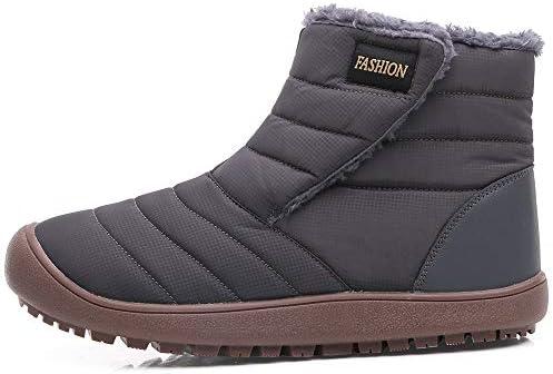 スノーシューズ ブーツ メンズ レディース 防寒スノーブーツ 雪靴 アウトドア ウィンターブーツ 滑り止め 撥水加工 裏起毛 男女兼用