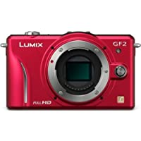 Panasonic Lumix DMC-GF2 Digital Micro Four Thirds Camera (Body)