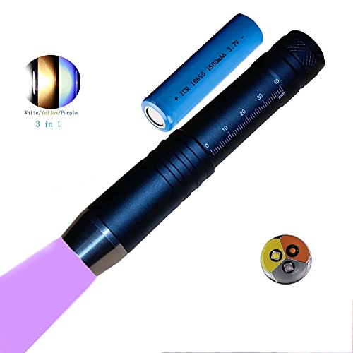 Very nice compact 3 mode flashlight with very bright lights.